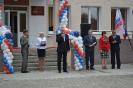 Открытие новой школы в с. Зёрново 01.09.2014г.