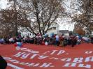 Патриотическая акция «Под Знаменем Победы к великому юбилею!» в Суземском районе 17.10.2014г.