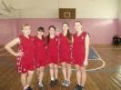 Соревнования по баскетболу, посвященные Дню матери